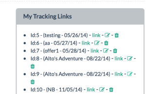 trackinglinks